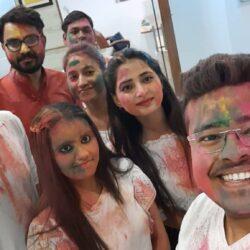 Holi Celebration (Team)